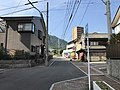Street view near Kyoikudai-mae Station.jpg