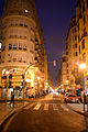 Streets of the old city center, late evening. Valencia, Spain, Southwestern Europe. September 28, 2014.jpg
