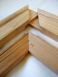 Wooden Detail Kitchen Doors