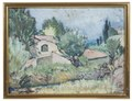 Study from the South of France (Anna Boberg) - Nationalmuseum - 20541.tif