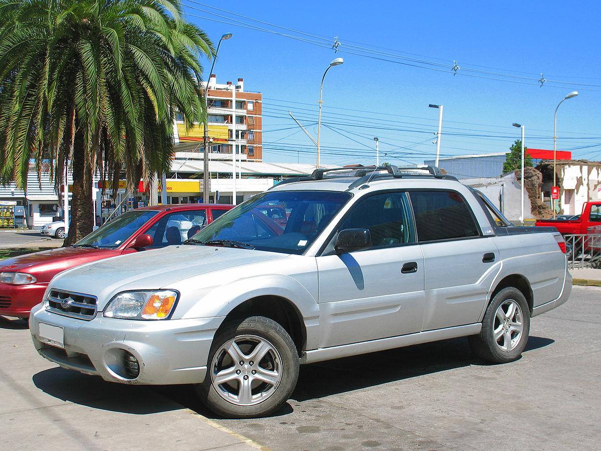Subaru Baja – Wikipedia