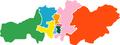 Subdivisions of Changsha-China.png