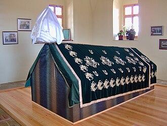 Murad I - Tomb of Sultan Murad