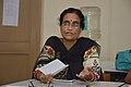 Sumita Roy Dutta Talks - West Bengal Wikimedians Strategy Meetup - Kolkata 2017-08-06 1656.JPG
