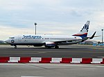 SunExpress, Boeing 737-800, TC-SNP (14140785375).jpg