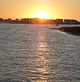 Sunrise over Destin.JPG