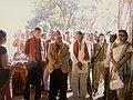 Supriya Kumar Roy in an inauguration ceremony.jpg