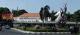Surabaya Zoo Zoo in Surabaya, Indonesia