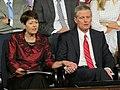 Susan Robinson & David A. Bednar (47142908162).jpg