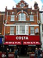 Sutton, Surrey London Sutton High Street - Costa Coffee.JPG