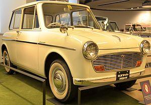 Suzuki Fronte - Suzulight Fronte TLA (1962-63)