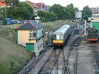 Swanage Railway - geograph.org.uk - 1733365.jpg
