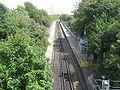 Swanscombe railway station platforms in 2009.jpg