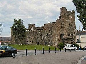 Swansea Castle - Image: Swansea Castle.DSC00521