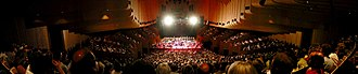 Sydney Opera House - Interior of the Concert Hall