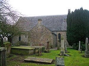 Fail Monastery - Symington Church, once held by Fail Monstery.