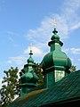 Szczawne. Cerkiew gr.-kat. p.w. Zaśnięcia Marii, obecnie prawosławna, 1889 rok. 02.JPG