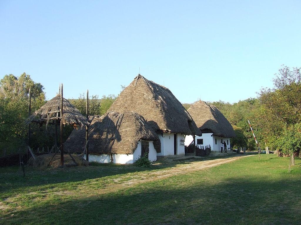 Musée ethnographique en plein air de Szentendre près de Budapest - Photo de Christo