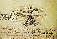 La vite aerea di Leonardo