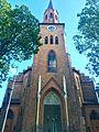 Tønsberg domkirke Norway tower 2015-09-25.jpg