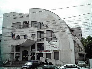 Iași Athenaeum - Image: Tătăraşi Athenaeum 2