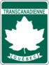 Trans-Canada Highway shield