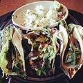 TGI Fridays Korean BBQ Beef Taco (7917996668).jpg