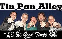 Tin Pan Alley - Pressephoto