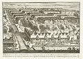 Tableau de la Partie de Batavia, ou s'est fait proprement le terrible Massacre des Chinois, le 9 Octob. 1740.jpg