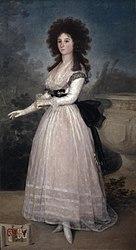 Francisco Goya: Tadea Arias de Enríquez