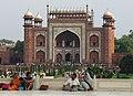 Taj Mahal, Agra views from around (41).JPG