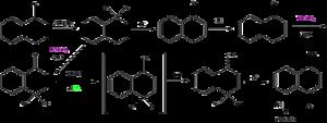 Tametraline - Image: Tametraline synthesis