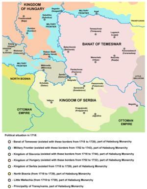 Treaty of Belgrade - Political situation before the war 1737-1739
