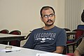 Tapas Deb Talks - West Bengal Wikimedians Strategy Meetup - Kolkata 2017-08-06 1657.JPG