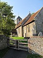 Tapsel gate at St Pancras Church, Kingston near Lewes.jpg