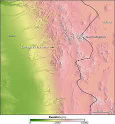 Tarapaca earthquake 2005 map.jpg