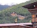 Tashichho Dzong Fortress in Thimphu during LGFC - Bhutan 2019 (60).jpg