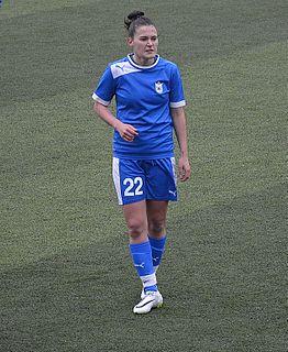 Tatiana Matveeva (footballer) Georgian footballer