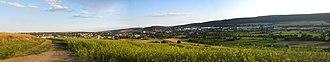 Tauberbischofsheim - A panorama of Tauberbischofsheim.
