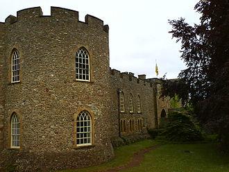 Taunton Castle - Image: Taunton Castle