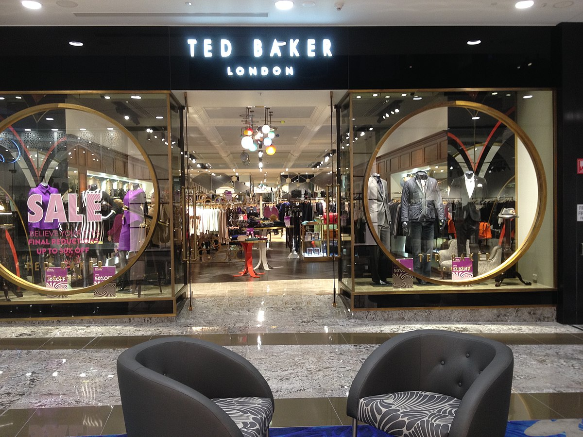 Ted Baker Store In Fashion Valley