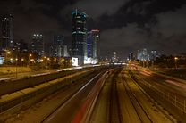 Tel aviv long exposure public domain 3.jpg