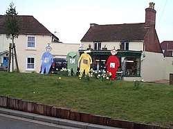 Teletubbies, Fawley Square, April 1st - geograph.org.uk - 4213.jpg