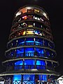 Telukintan tower night.jpg
