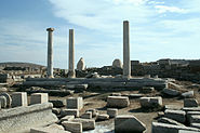 Temple Artemis Delos 0502236