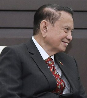 Teofisto Guingona Jr. 11th Vice President of the Philippines