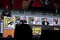 Terry Crews, David Ayer, Noomi Rapace, Joel Edgerton & Will Smith (36102062066).jpg