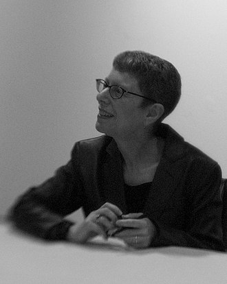 Terry Gross - Gross at Georgia Tech Ferst Center for the Arts, in Atlanta, November 2006