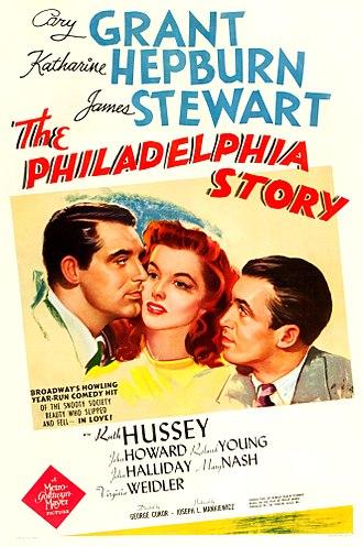 The Philadelphia Story (film) - Theatrical poster