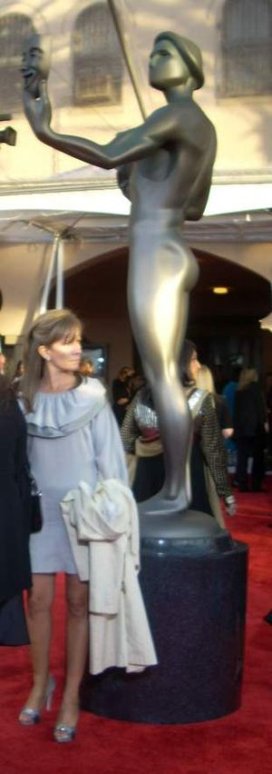 300px The Actor Statuette %28SAG Awards%29 SAG Award Nominees 2011